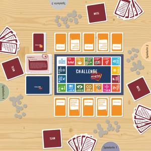 CHALLENGE accepted! Kartenspiel zu den Nachhaltigkeitszielen